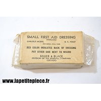 Small first aid dressing - Bauer & Black
