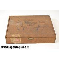 Boite de cigares Allemand Deuxième Guerre Mondiale. HAVANA GOLD