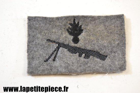 Repro insigne / attribut de manche Fusilier-mitrailleur