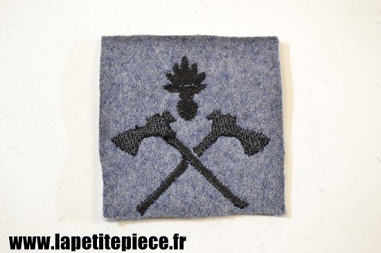 Repro insigne / attribut de manche Sapeur Pionnier