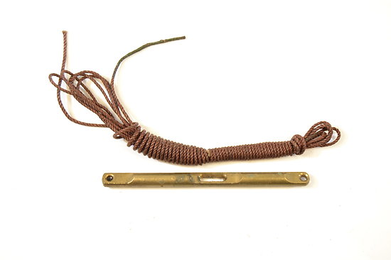 Lavoir règlementaire avec ficelle, Lebel, Berthier