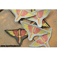 Repro insigne brodé de  sous-officier de l'aéronautique militaire française - WW1