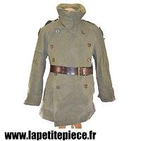 Repro Paletot modèle 1938 pour troupes motorisées