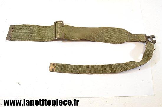Bretelle de brelage / havresac Anglais Deuxième Guerre Mondiale