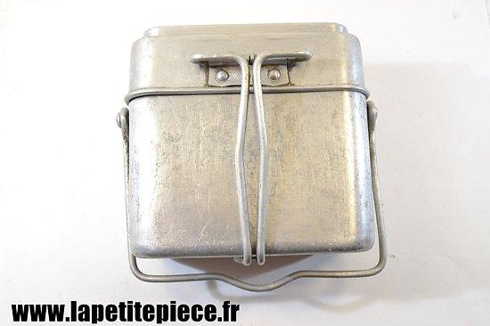 Gamelle Française Deuxième Guerre Mondiale. J.F. 1937