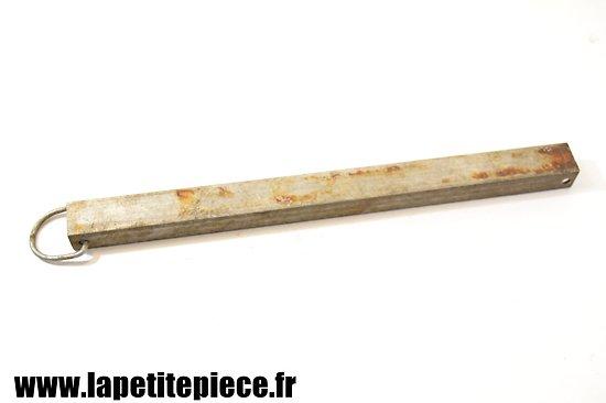 Goupille sécurité de mine antichar Française lourde à charge allongée modèle 1935