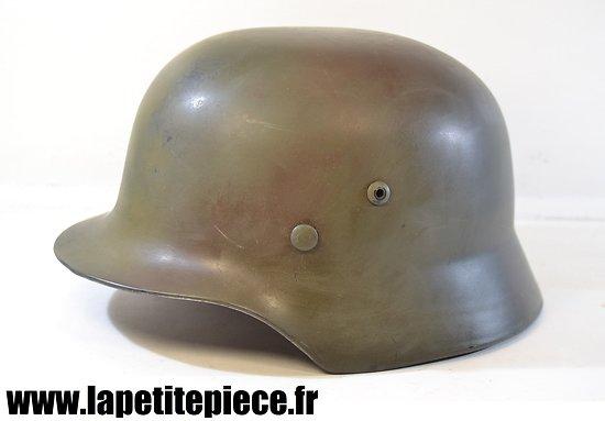 Repro casque Allemand camouflé trois tons