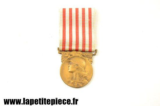 Médaille commémorative de la Grande Guerre 1914 - 1918