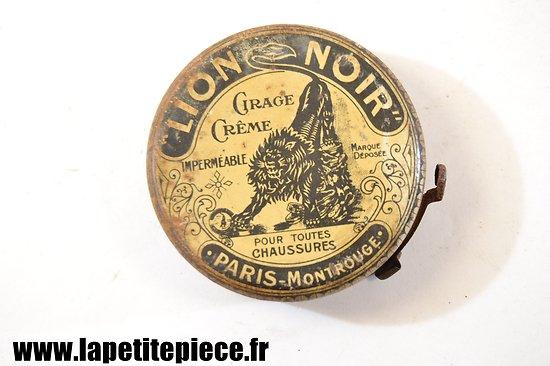 Boite de cirage Française époque Première Guerre Mondiale