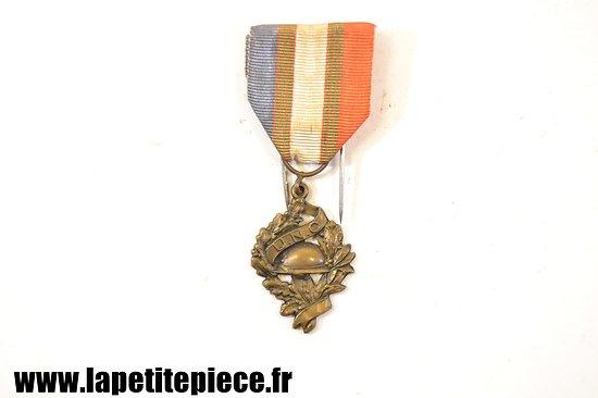 Médaille UNC, Union National des Combattants