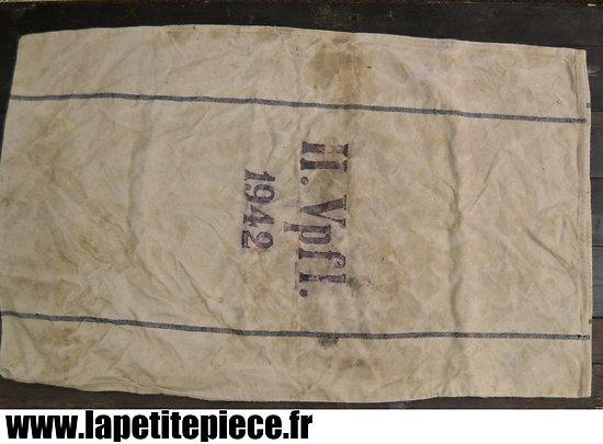 Sac à provisions Allemand H.Vpfl. 1942