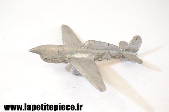 Jouet artisanal avion Deuxième Guerre Mondiale