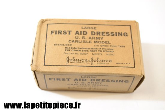 Largte first aid Dressing Johnson & Johnson