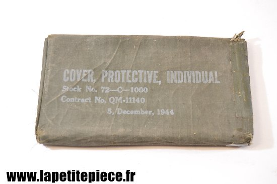 Protection - Cover protective individual 1944