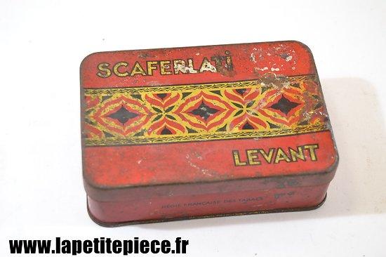 Boite à tabac Française - Scaferlati Levant