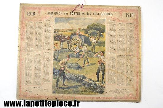 Almanach de 1918