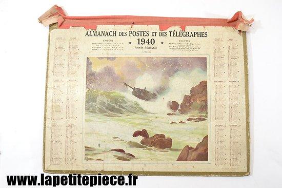 Almanach de 1940