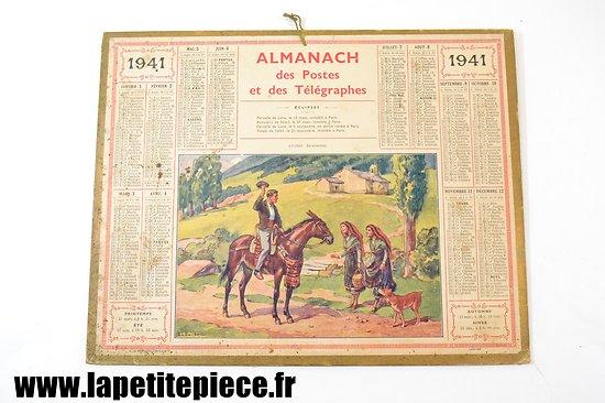 Almanach de 1941 - département des Ardennes