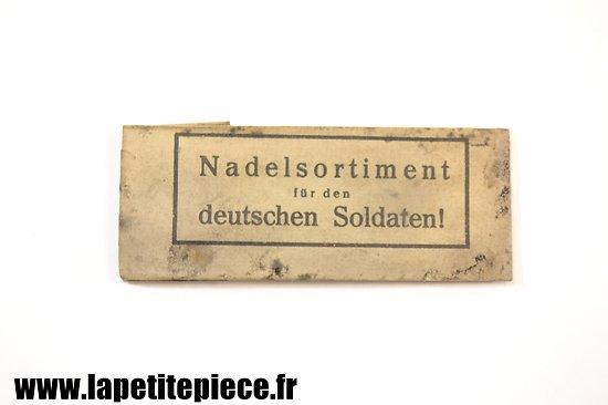 Aiguilles Allemandes WW2 - Nadelsortiment für den Deutschen Soldaten !