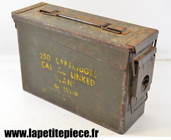 Caisse à munitions US Cal. .30 M1 UNITED
