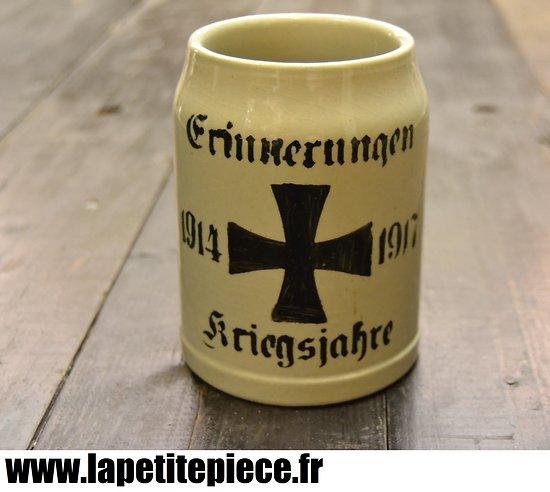 Repro chope à bière allemande Première Guerre Mondiale