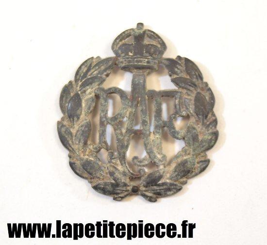 Insigne RAF Deuxième Guerre Mondiale, pièce de terrain