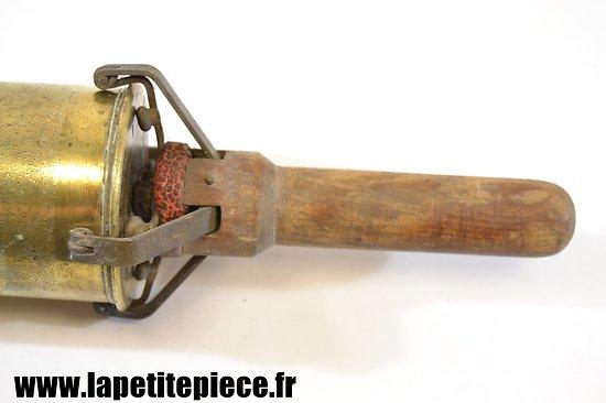Manche-extracteur manuel pour douilles de 75mm coinçées