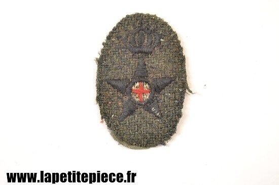 Insigne de BUSTINA Première Guerre Mondiale, service de Santé / Italie