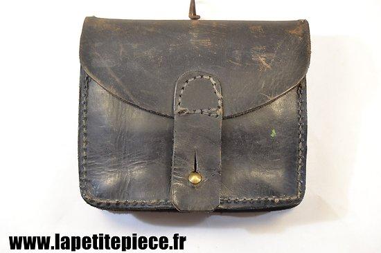 Cartouchière Française modifiée modèle 1888