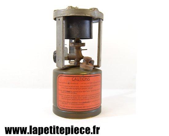 Réchaud américain - U.S. 1944 AMERICAN - stove cooking gasoline M-1941 1 Burner