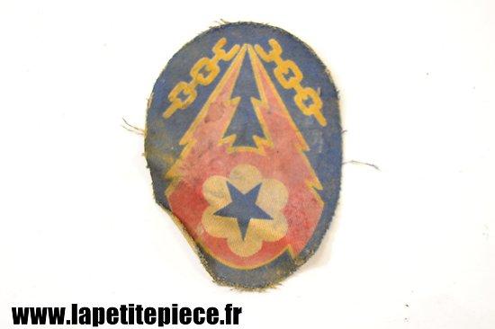 Patch américain WW2 - US E.T.O ADVANCED BASE