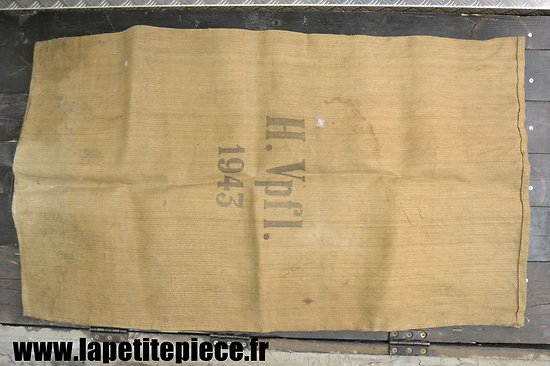 Sac à provisions Allemand H.Vpfl. 1943
