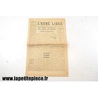 L'Aube Libre 15 septembre 1944 - Les Alliés s'emparent de la première ville allemande !