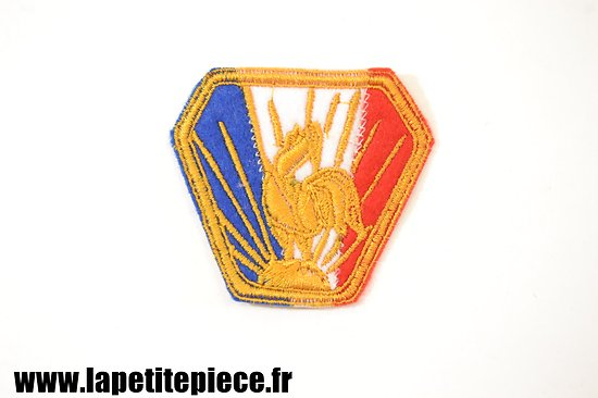 Repro patch Corps Expéditionnaire en Italie