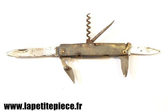 Couteau de poche début 20e Siècle