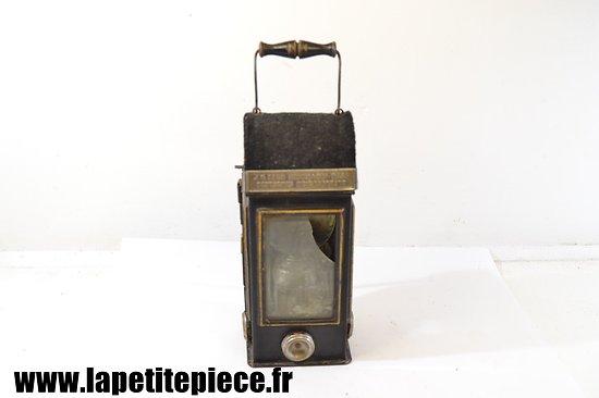 Lanterne Allemande Pompier Première Guerre Mondiale