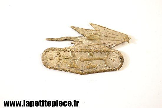 Insigne général des troupes motorisées - France WW2