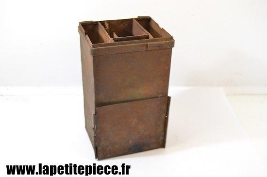 Boitier de lanterne à système Kunitz - Allemande Première Guerre Mondiale