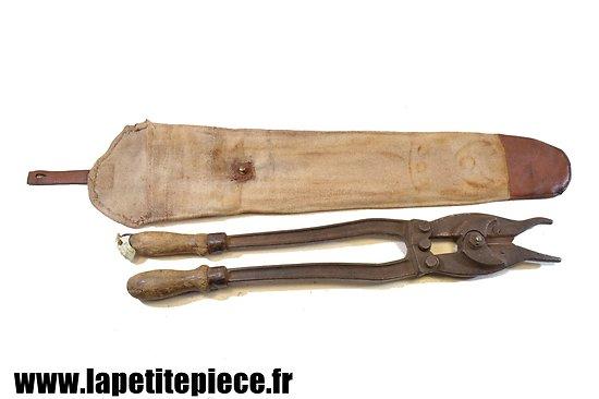 Pince coupante de pionnier Allemand modèle 1911