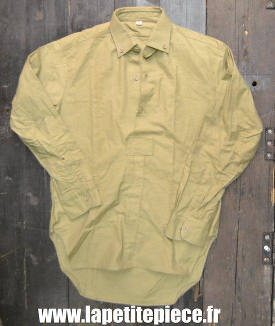 Repro chemise modèle 1935 sans poches- France