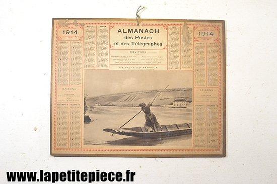 Almanach de 1914