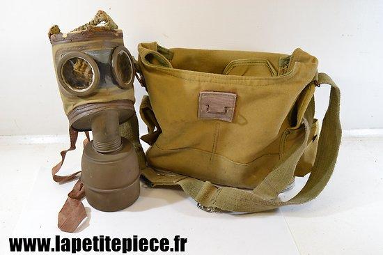 Masque à gaz ANP 31 - France WW2 1940