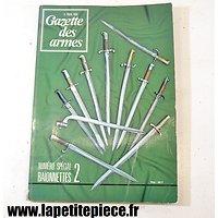 Gazette des Armes, numéro spécial baionnettes tome 2 (Paul Kiesling)