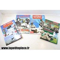 Lot hors-serie, La bataille des Alpes, la bataille des Ardennes, La deuxième bataille des Alpes, les paras