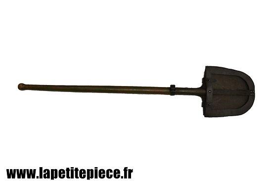 Pelle mi-longue avec étui (repro). Pionnier Allemand Deuxième Guerre Mondiale