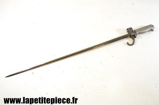 Baionnette Lebel 1886 Rosalie - Première Guerre Mondiale