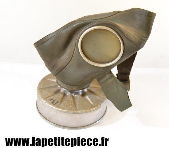 Masque à gaz défense passive Allemande, Deuxième Guerre Mondiale