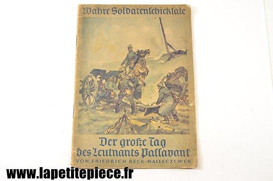 Livre patriotique Allemand 1940