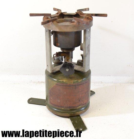 Réchaud américain COLEMAN Stove Cooking Gasoline M-1941 1-Burner. 1944