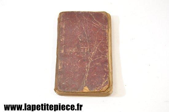 Petit Manuel Paroissial 1917